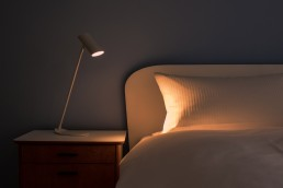 Herrenhaus im Maltatal - Antons Zimmer - Abends Nachttisch