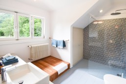 Herrenhaus im Maltatal - Antons Zimmer - Badezimmer