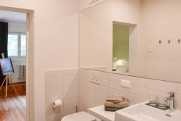 Herrenhaus im Maltatal - Huberts Stube - Bad & Zimmer