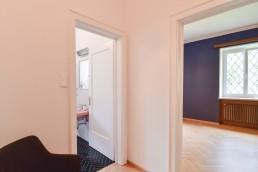 Herrenhaus im Maltatal - Juliens Salon - Bad & Flur & Zimmer