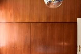 Herrenhaus im Maltatal - Juliens Salon - Wandkasten