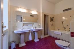Herrenhaus im Maltatal - Lilos Gemach - Badezimmer