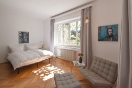 Herrenhaus im Maltatal - Peters Kabinett - Zimmer 01