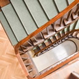 Herrenhaus im Maltatal - Treppen