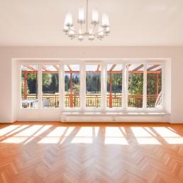 Herrenhaus im Maltatal - Raum für Gestaltung - Fenster
