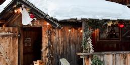 Herrenhaus im Maltatal - Winter - Adventweg 02