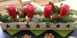 Herrenhaus im Maltatal - Winter - Herrenhaus - Kerzen